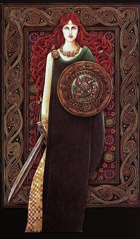 Brighid Déesse Mère des Celtes