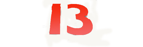 Signification symbolisme 13 treize for Signification du chiffre 13