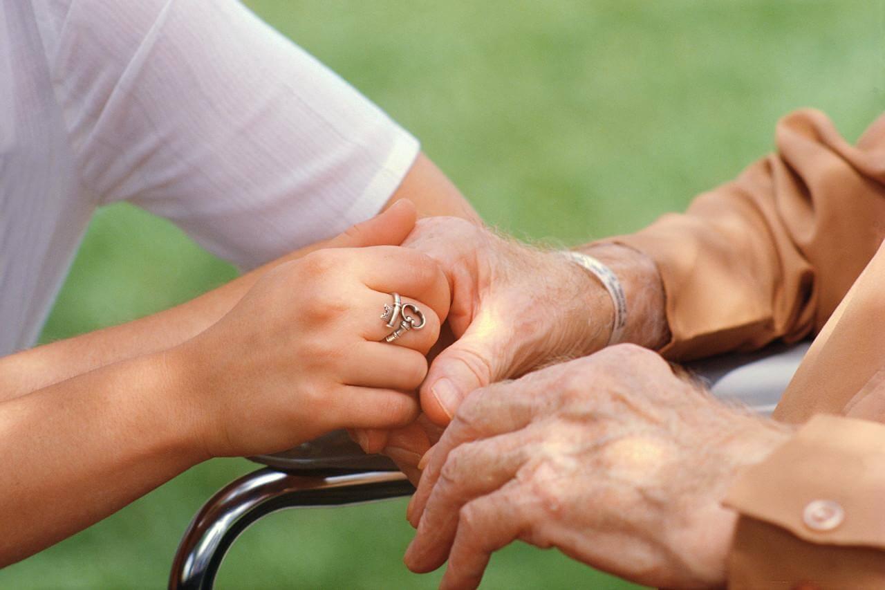 prière pour les personnes âgées