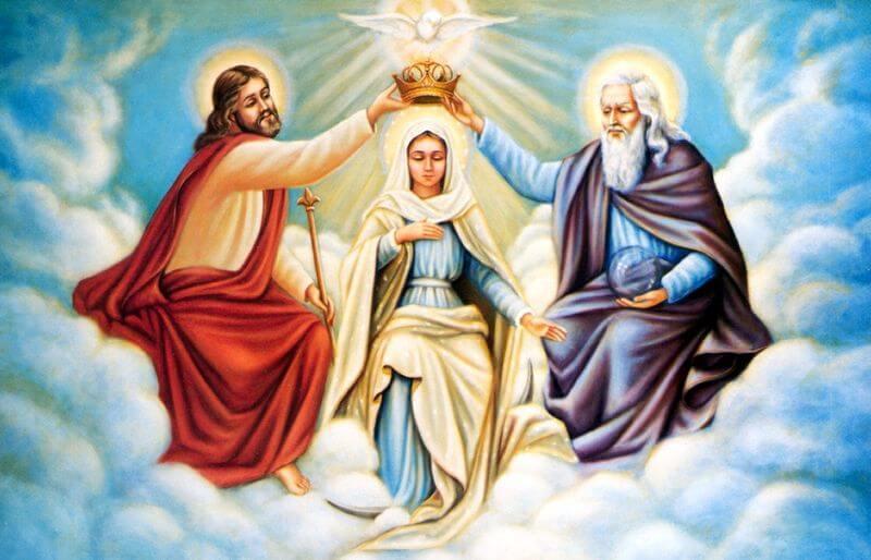 réjouis toi Marie
