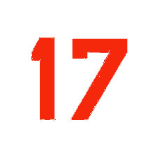 Signification symbolisme 17 dix sept for Chiffre 13 signification