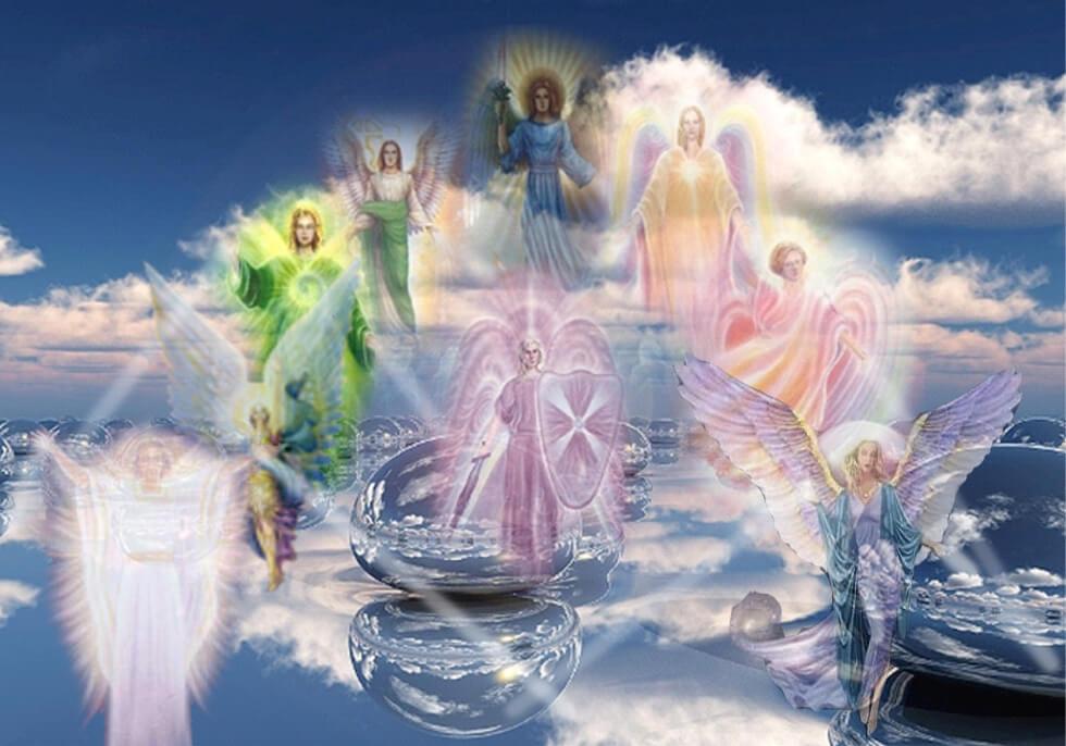 Hiérarchie des anges