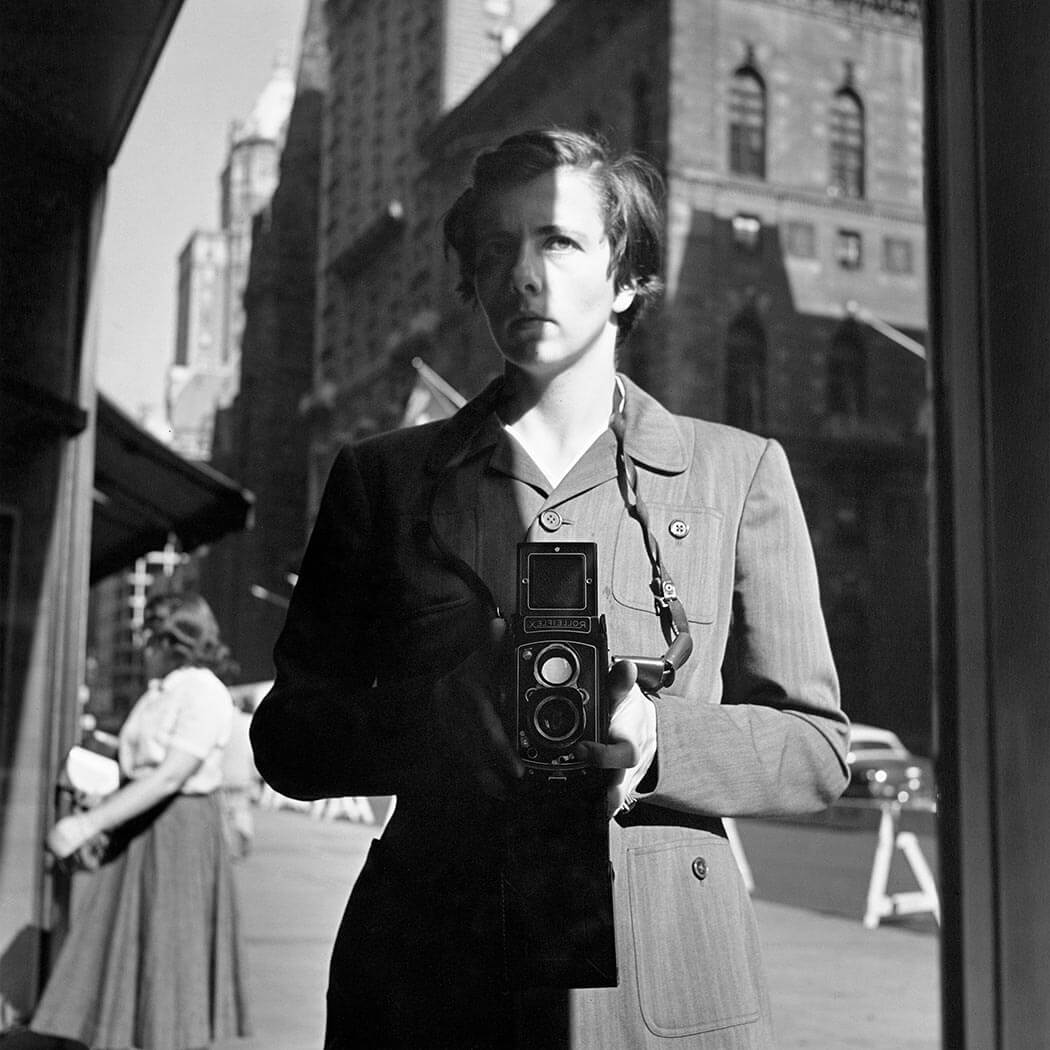 Vivian Maier - mise au point