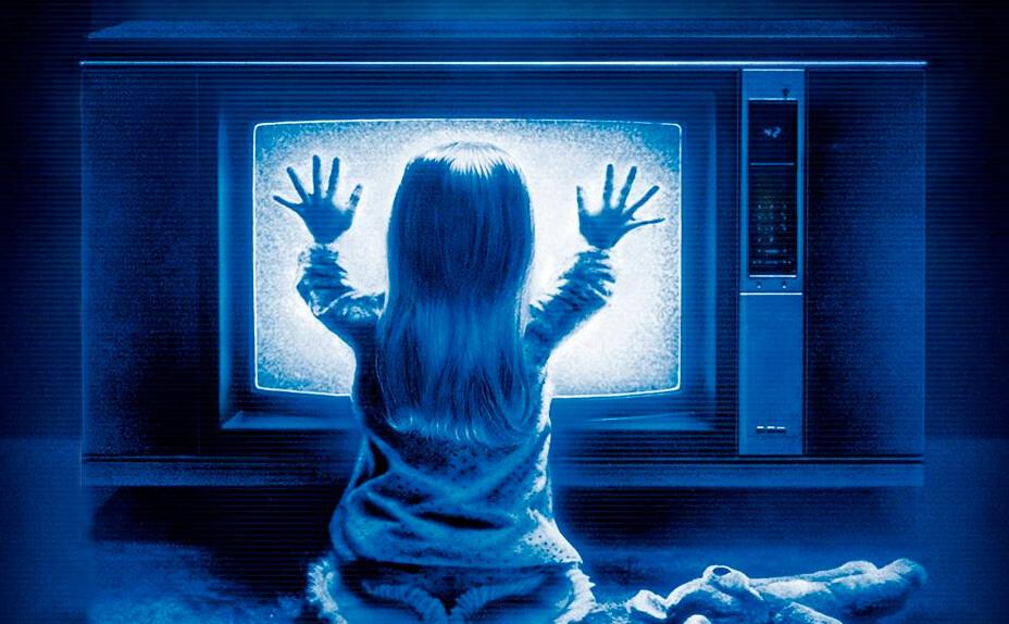 Rêve téléviseur écran neige
