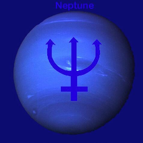 Neptune la planète des Médiums