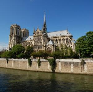 Notre Dame de Paris gargouilles