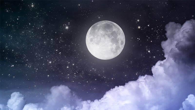 M diter la pleine lune veil de la conscience mour for Jardin et la lune