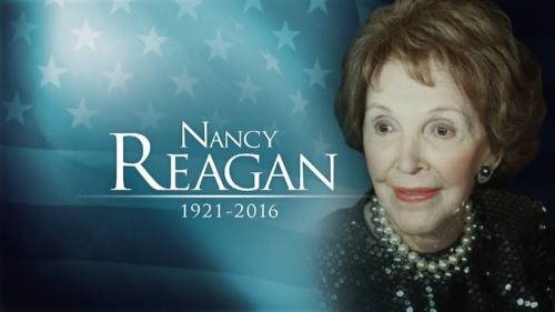 Occultisme Nancy Ronald Reagan