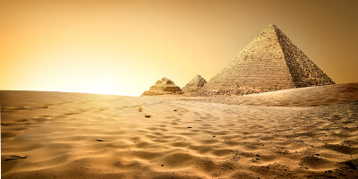 pyramide à souhait