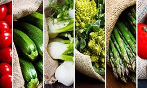 Insolite Magie avec des légumes