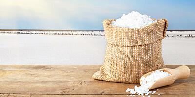 juillet - mois de la magie du sel