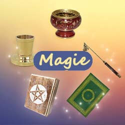 Magie Instruments Outils