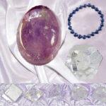 Bijoux Minéraux (Oeufs, bracelets cristaux)