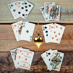 Carte pendule tarot